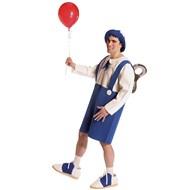 Boy Wind-Up Doll Adult