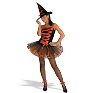 Witchy La Bouf Orange  Adult