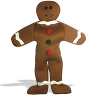 Gingerbread Man Adult