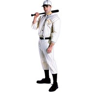 Old Tyme Baseball Player  Adult