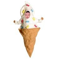 Ice Cream Baby Bunting