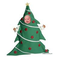 Christmas Tree Baby Bunting
