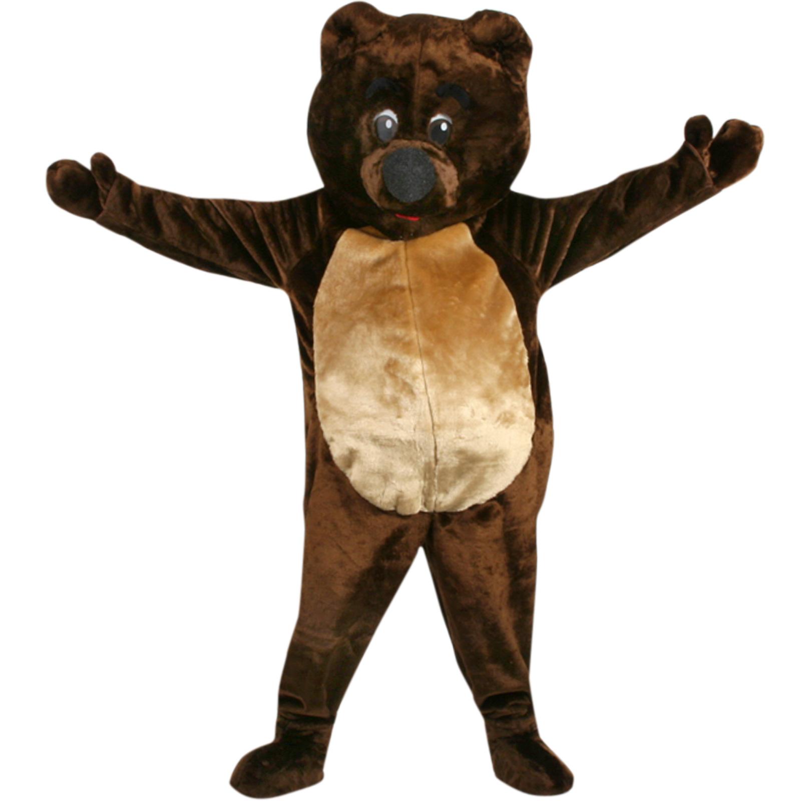 Как сделать костюм медведь 576