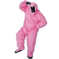 Gorilla Suit Pink Complete  Adult Costume