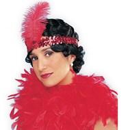Miss Millie Flapper Wig Adult