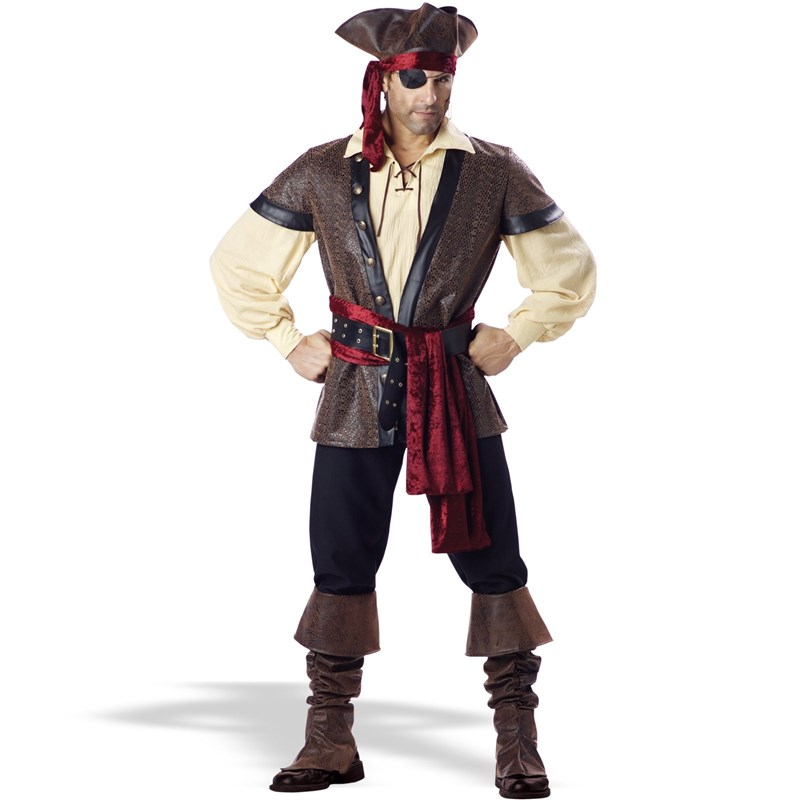 Rustic Pirate   Elite Adult Collection Costume for the 2015 Costume season.