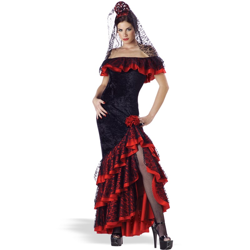 Senorita Elite Collection Adult for the 2015 Costume season.
