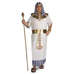 Pharaoh Adult Plus Costume