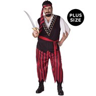 Pirate Plus Size Adult