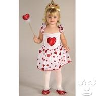 Ballerina Sweet Heart Princess Toddler