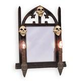 Gothic Blinking Mirror