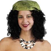 Round Flat Gypsy Necklace