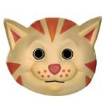 Frisky Cat Mask Child