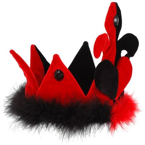 Alice in Wonderland - Classic Queen of Hearts Crown