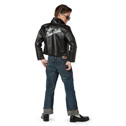 Fifties Thunderbird Jacket Child Costume