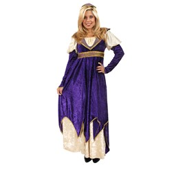 Maiden of Verona Adult Plus Costume