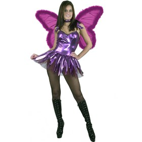 Pixie Princess Adult - Fuschia Medium