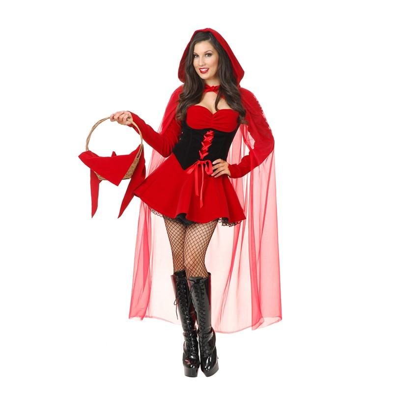 Velvet Riding Hood Adult for the 2015 Costume season.