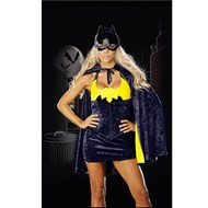 Bat Vixen Adult Medium