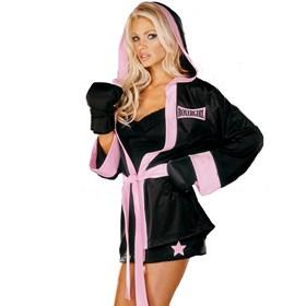 Boxer Girl Adult Medium