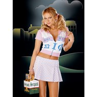 Sorority Girl Adult Small