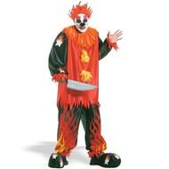 Evil Clown Deluxe Adult