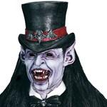 Vampire Mask Adult Deluxe