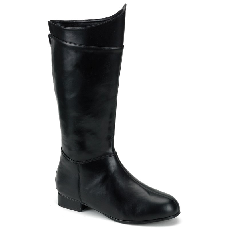 Super Hero (Black) Adult Boots for the 2015 Costume season.