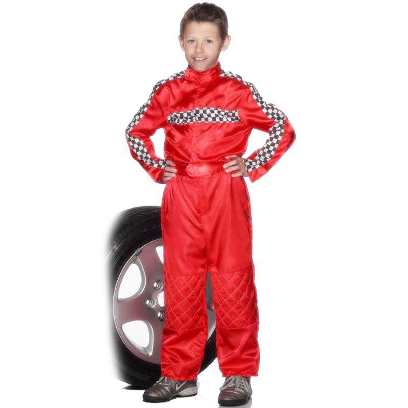 child race car halloween costume