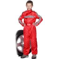Race Car Driver Child Medium