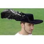 Capitano Hat - Renaissance Adult Collection