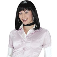 Classic Beauty Deluxe Wig Black