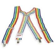 Bozo Suspenders Adult