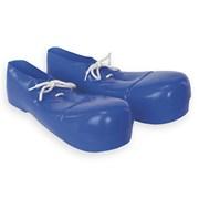 Bozo Blue Shoes Adult