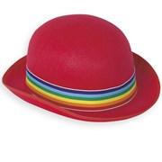 Bozo Clown Derby Hat Adult