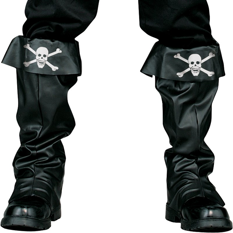 Pirate Boot Covers Adult for the 2015 Costume season.