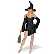 Super Sexy Witch Dress Adult Costume