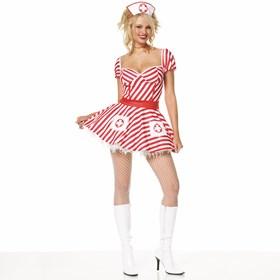 Super Sexy Candy Striper  Adult