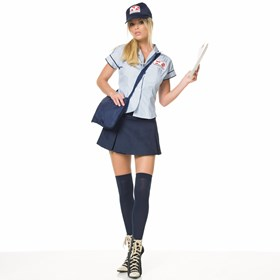 Mail Delivery Girl  Adult
