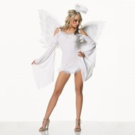 Heaven's Hottie Angel Adult Small/Medium