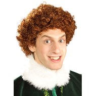 Buddy Elf Wig Adult