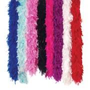 Deluxe Feather Boa Purple