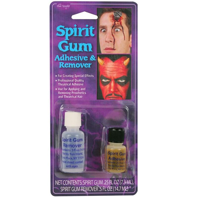 Spirit Gum Remover Combo for the 2015 Costume season.