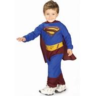 Superman Jumpsuit Toddler