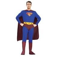 Superman Jumpsuit Adult