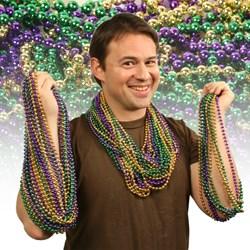 Bucket of Beads Asst. (72 count)