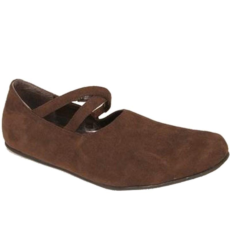 Pleaser Shoes Adult Renaissance Adult Shoes- Brown: Medium (10-11)