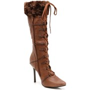 Sexy Viking Boots Adult   Small (5-6)