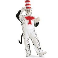 The Cat In The Hat Dr. Suess Cat In The Hat Mascot Adult