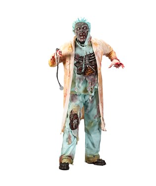 Zombie Doctor Teen Costume
